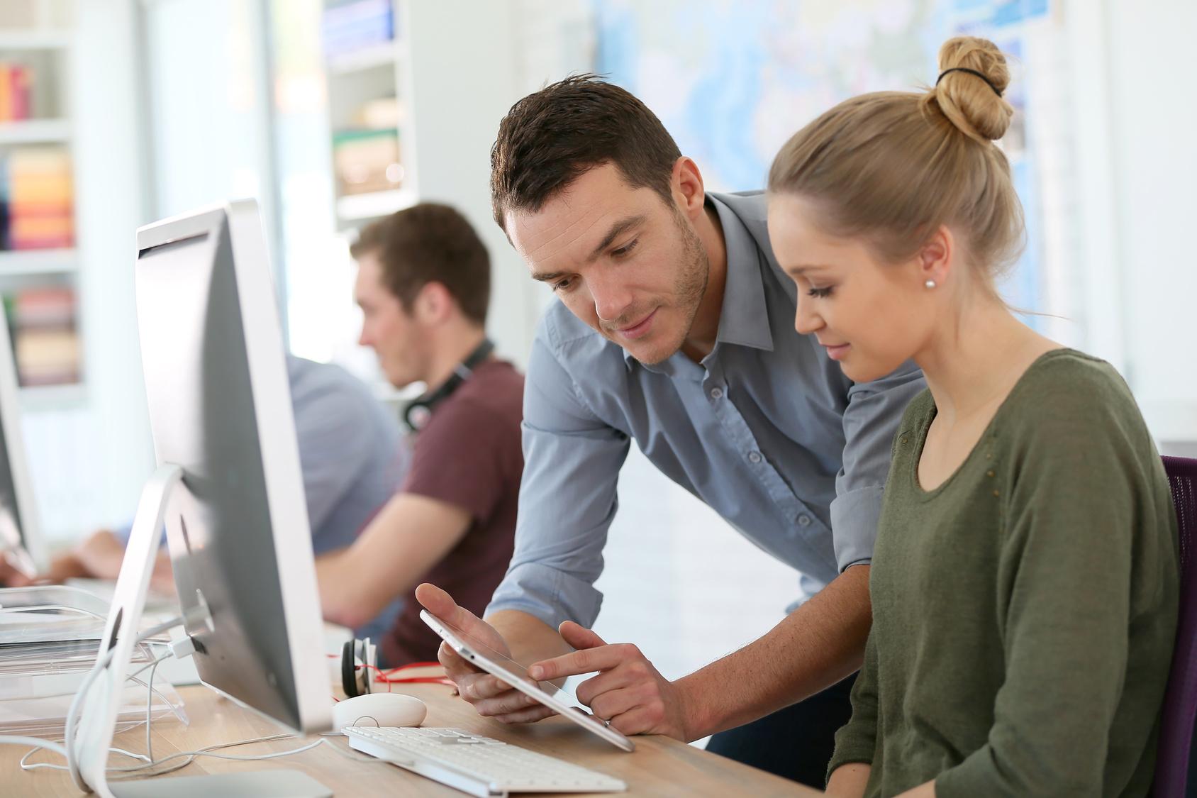 Fort- und Weiterbildung an der Business Academy